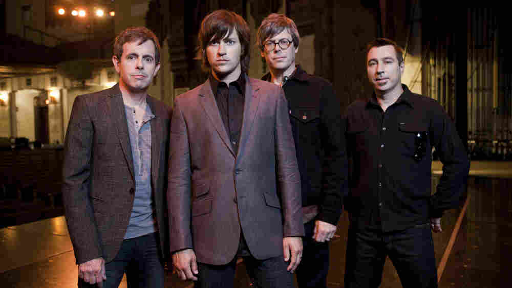 Old 97's performed on World Cafe.