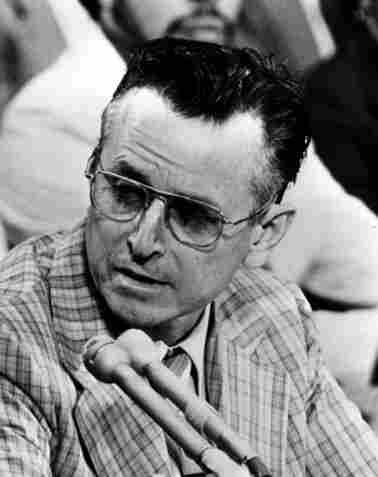 James Earl Ray fatally shot the Rev. Martin Luther King, Jr., while the civil rights leader was standing on the balcony of his second floor motel room in Memphis, Tenn., on April 4, 1968.