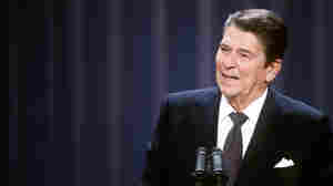 Son Suggests Reagan's Alzheimer's Began In White House