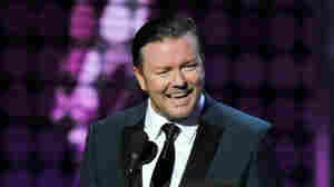 For Gervais, Another Trip To The Globes, Sans Script