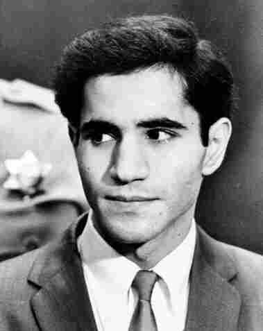 Sirhan Sirhan, a Christian Palestinian, shot and killed presidential candidate Sen. Robert F. Kennedy, brother of the slain president, in Los Angeles on June 5, 1968.