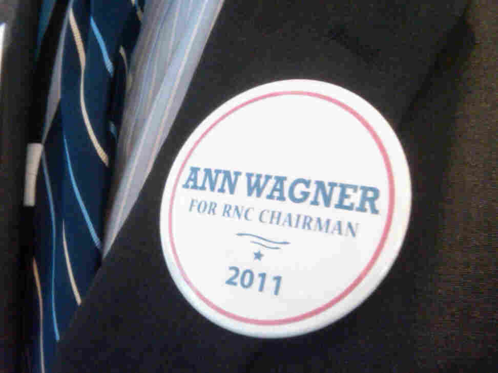 Ann Wagner button.