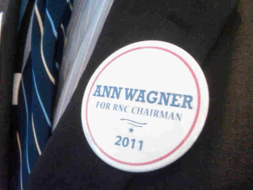 Ann Wagner button.