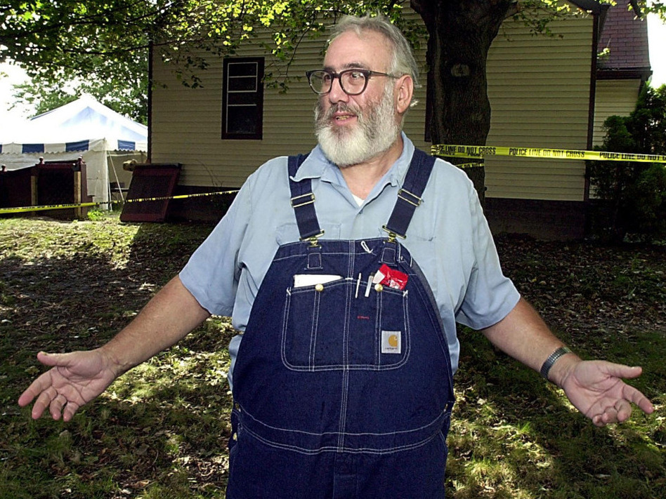 Handyman Bill Rothstein died in 2004. Many observers now consider him to be the mastermind in the Brian Wells case. (Rich Forsgren/Associated Press)