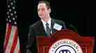Reince Priebus of Wisconsin was elected chairman of the National Republican Committee on Friday.