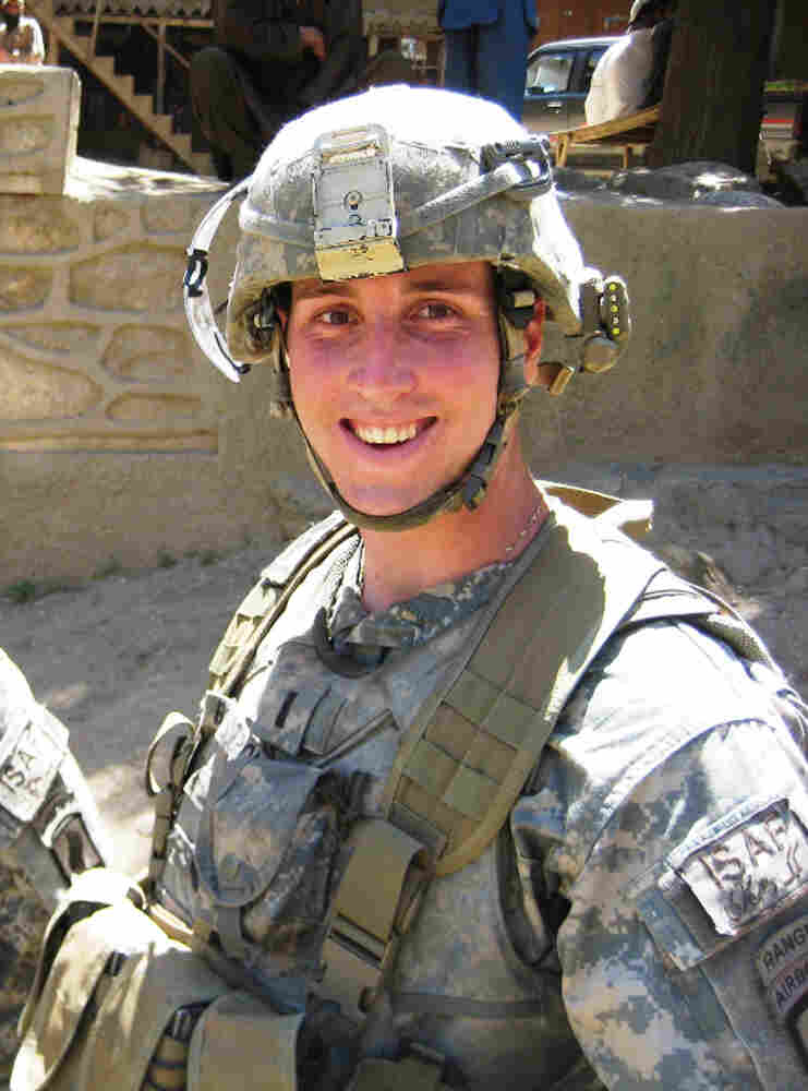 1st Lt. Jonathan Brostrom was killed in Wanat, Afghanistan, on July 13, 2008, along with eight other U.S. soldiers. His father is trying to rewrite the Army's official version of the event, which he says places too much blame on his son.
