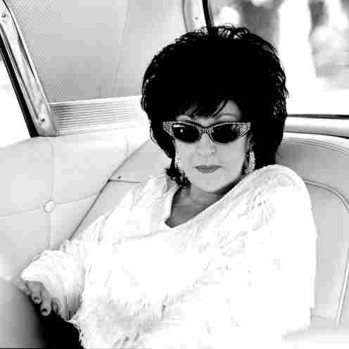 First Listen: Wanda Jackson, 'The Party Ain't Over'