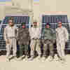 Solar-Powered Marines See Gains In Afghanistan