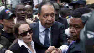'Baby Doc' Duvalier Questioned, May Face Trial