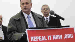 GOP Launches Bid To Repeal Health Care Law
