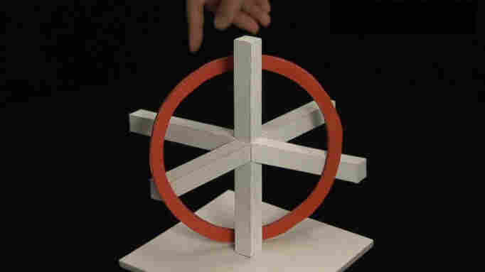 An illusion by Kokichi Sugihara.