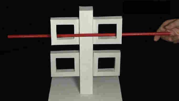 An illusion created by Kokichi Sugihara.