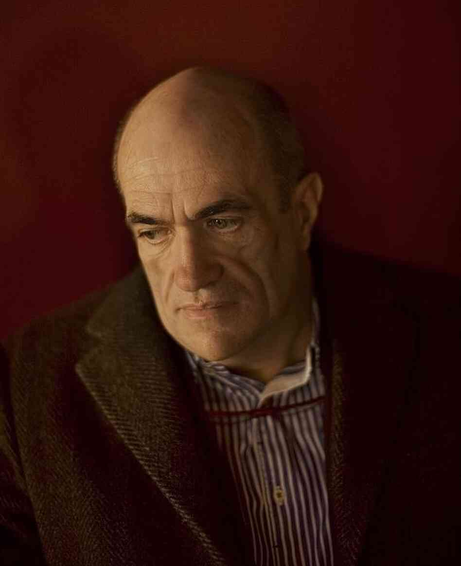Author Colm Toibin