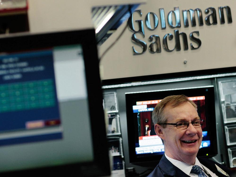 Goldman Sachs покидает финдиректор, работавший в компании 32 ГОДА!!!