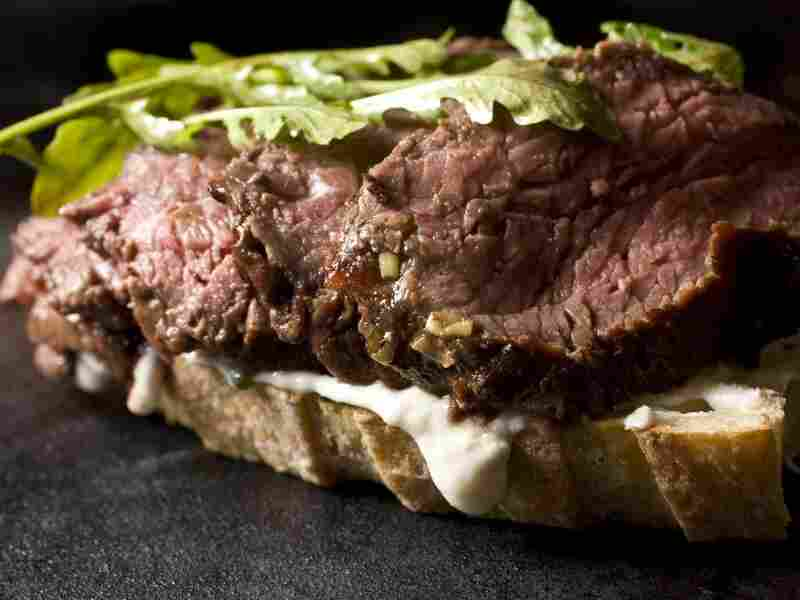 Sales of bison meat like this sirloin steak have risen in recent years, as more consumers look for red meat that is lower in fat and cholesterol than most beef.