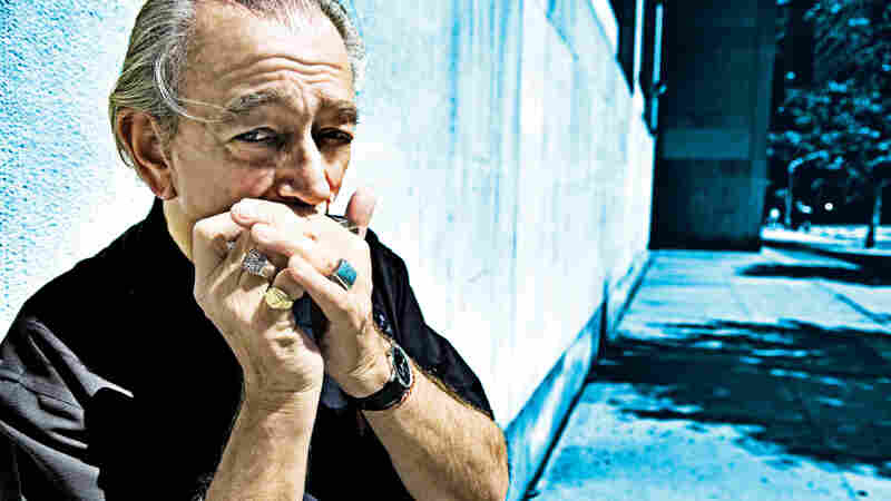 Charlie Musselwhite On World Cafe