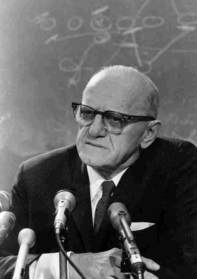 """George Halas, coach and owner of the Chicago Bears, announced his  retirement in 1968. """"Papa Bear"""" Halas is credited with helping save the Packers in the 1950s by traveling to Green Bay and playing up the rivalry to drum up taxpayer support for a new stadium."""