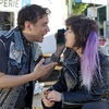 Fred Armisen and Carrie Brownstein in Portlandia.
