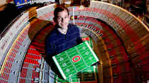 Master Builder Makes Legos Bend To His Will In Ohio Stadium Replica