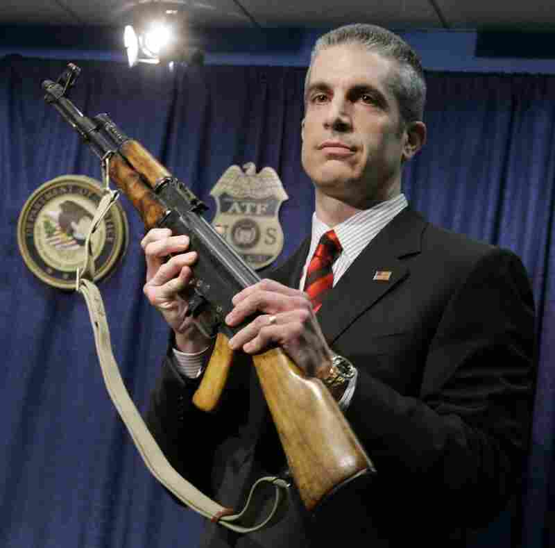 President Obama has nominated Andrew Traver, the current chief of the bureau's Chicago office and a career law enforcement official, to lead the Bureau of Alcohol, Tobacco, Firearms and Explosives. But the National Rifle Association has voiced opposition to Traver, pictured here in 2007.