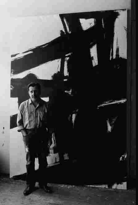 Franz Kline, New York, 1960