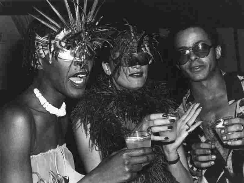 Bethann Hardison (left) with Daniela Morera and designer Stephen Burrows. After she stopped modeling, Hardison went on to found her own agency. After two successful decades, she sold it and started the Black Girls Coalition, an advocacy and support organization for black models, with Iman.