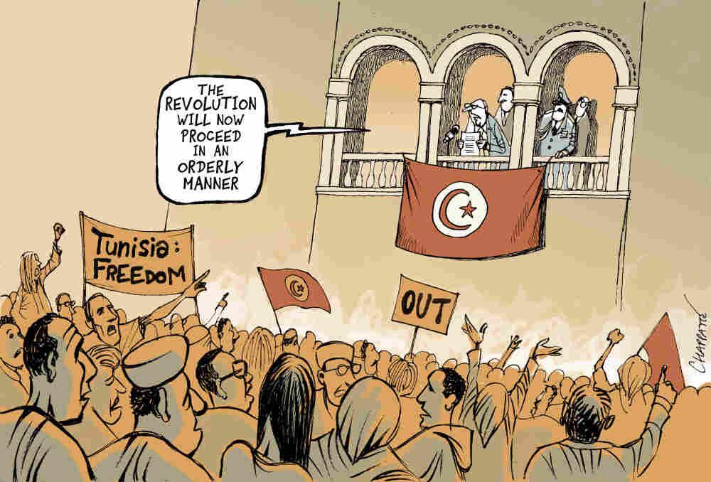 Revolution in Tunisia