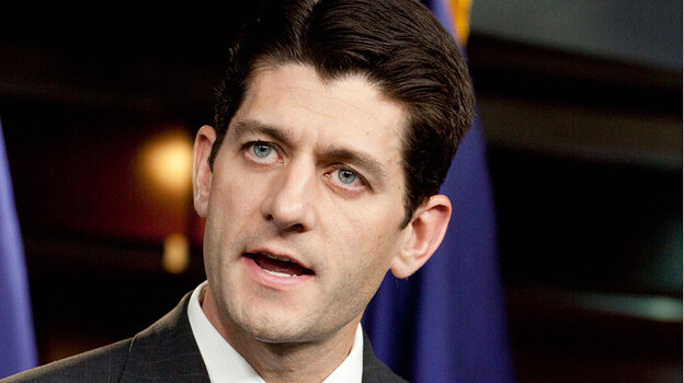 By choosing Wisconsin Rep. Paul Ryan to deliver the official rebuttal to President Obama's State of the Union address Tuesday night, the Republicans are sending the nation two messages about their priorities: Undo much of what Obama has done, but undo it in a civil way. (AP)