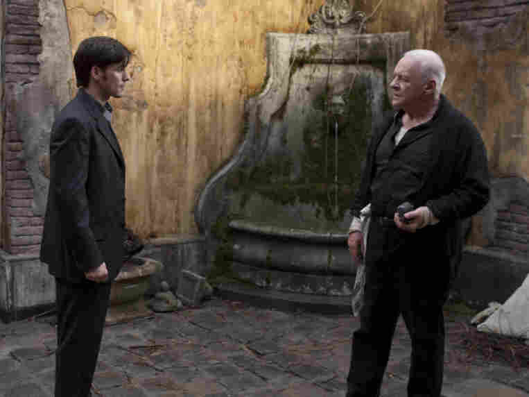 Colin O'Donoghue, Anthony Hopkins