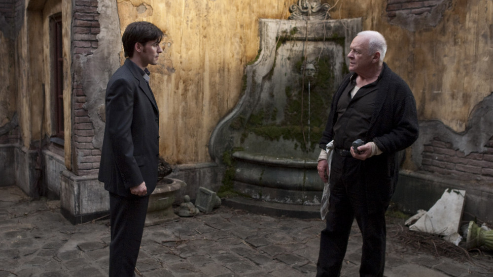 Movie Reviews - 'The Rite' - Anthony Hopkins Play An ...