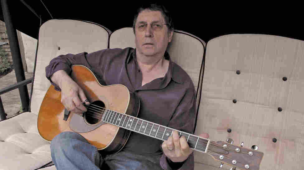 Bert Jansch, whose work has inspired Jimmy Page, Neil Young and Paul Simon, recently performed on World Cafe.
