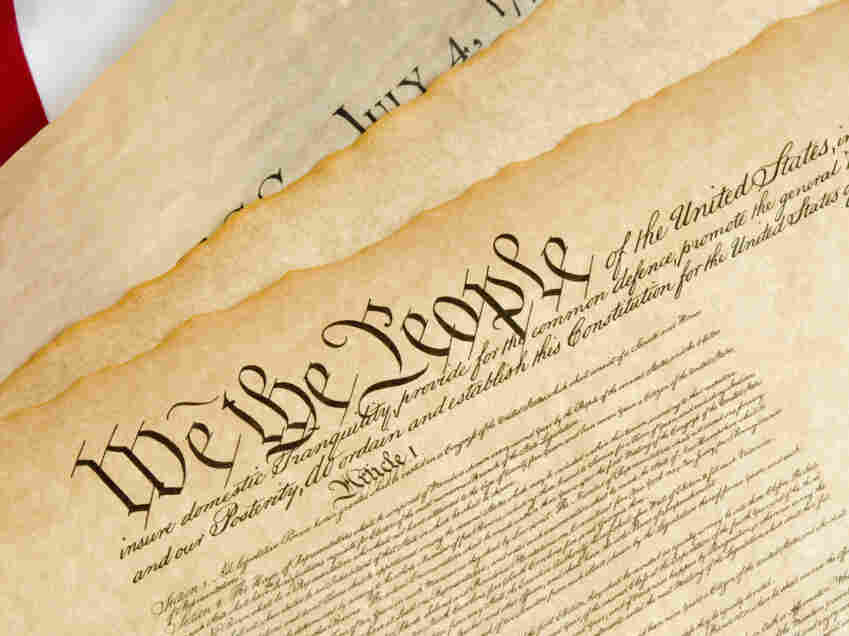 A new rule in the House of Representatives that requires all new bills to cite the constitutional authority for the proposal has sparked renewed public interest in America's founding document.