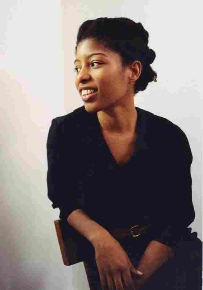 Sharifa Rhodes-Pitts was born in Texas but moved to Harlem after graduating from Harvard University.