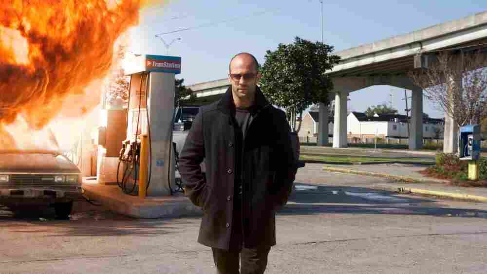 Jason Statham plays Arthur Bishop, a  hit man who kills with mechanic precision and detachment — until the murder of his longtime mentor makes things personal.