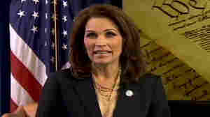 Bachmann Speech, Live On CNN, Creates A Buzz