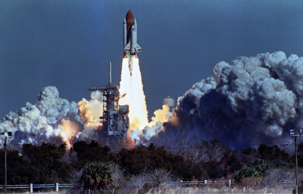 space shuttle velocity by altitude - photo #46