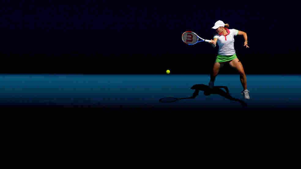 Justine Henin plays the last match of her professional career in the third round of the Australian Open against Svetlana Kuznetsova of Russia.