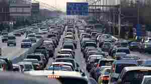 License Plate Lottery To Curb Beijing Traffic