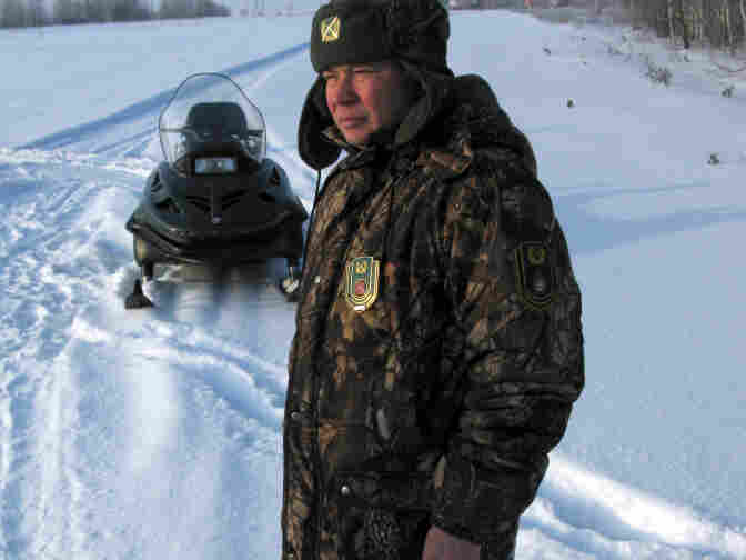 Andrei Grigoryev, 43, is a federal game warden, or forest ranger. After he chased after a hunting party last winter, he ended up being charged with abuse of power. He now faces four to 10 years in a Russian jail. Grigoryev fears he is falling victim to a Russian federal court system that convicts almost everyone.