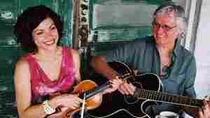The unlikely Americana duo of Chip Taylor and Carrie Rodriguez recently performed a studio session at KUT.