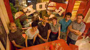Los Ginkas: Less Disco, More Retumbarama
