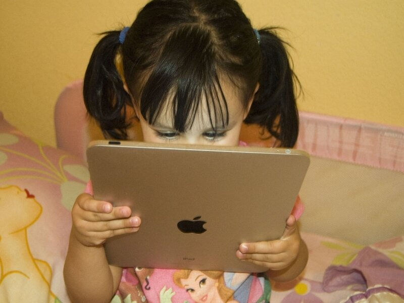 IPad Storybook Apps And The Kids Who Love Them