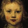 Portrait of a  Boy,  1655-60, by Rembrandt