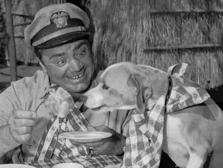 Ernest Borgnine in 'McHale's Navy'