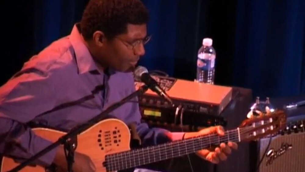 Camel Zekri: Fusing Cultural Identities Through Fusion Music