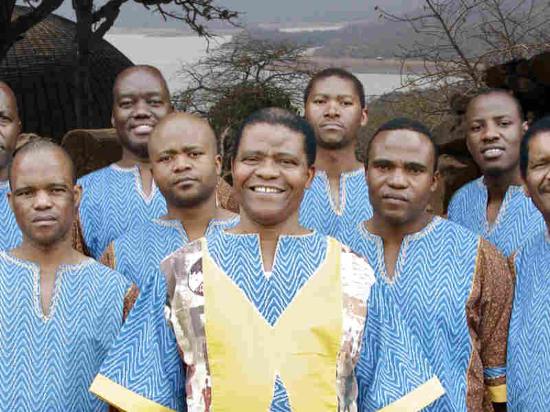 Ladysmith Black Mambazo will release an album of Zulu children's songs Tuesday.