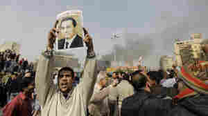 World Watches As Protests Resume In Egypt