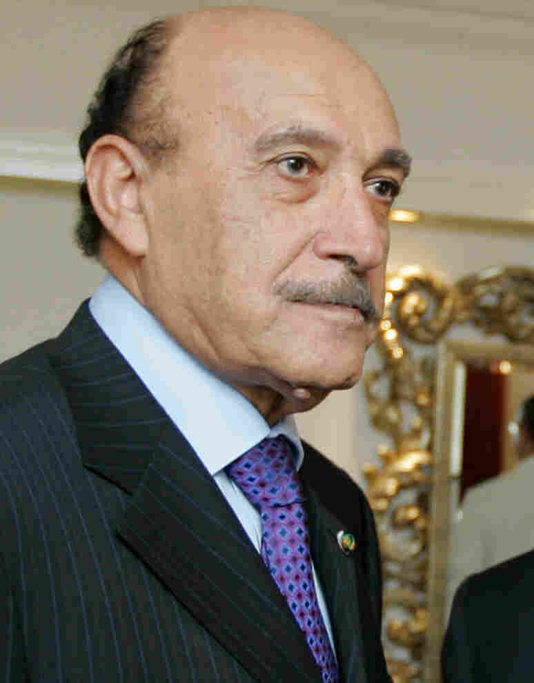 Omar Suleiman, Egypt's intelligence chief, was named vice president of the country Saturday.