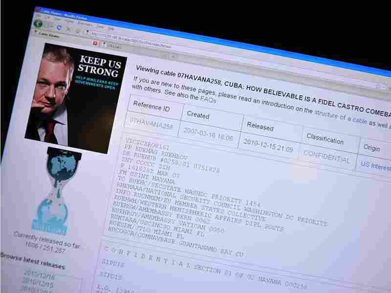 As raw documents from contemporary diplomats, the classified dispatches released by WikiLeaks offer insight that no book or article could. But some professors worry that using the cables in the classroom could hurt their students' future careers.