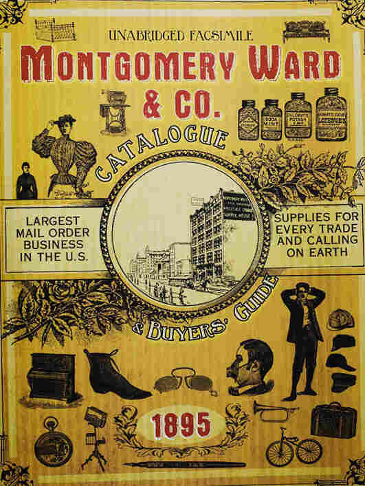 Montgomery Ward & Co. catoalogue from 1895.